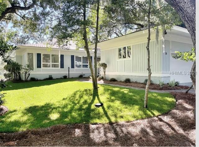 16 Salt Wind Way, Hilton Head Island, SC 29926 (MLS #418691) :: Colleen Sullivan Real Estate Group