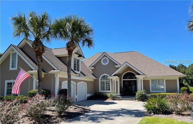 18 Hunting Court, Bluffton, SC 29910 (MLS #419699) :: The Alliance Group Realty
