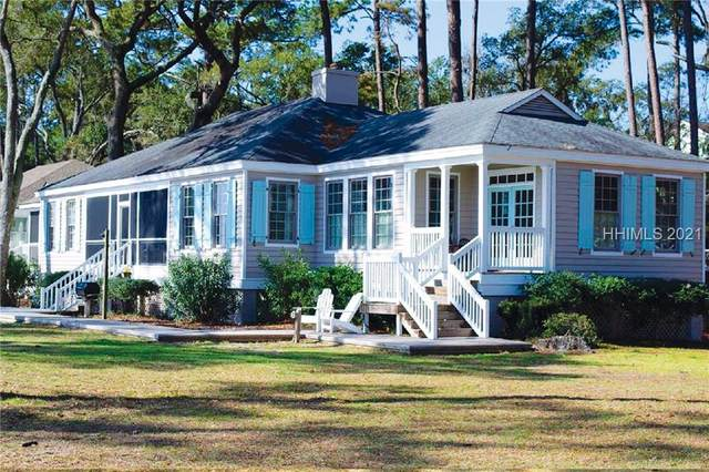 103 Avenue Of Oaks, Daufuskie Island, SC 29915 (MLS #419714) :: Hilton Head Real Estate Partners