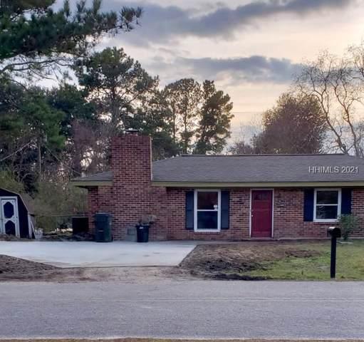 600 Thomas Street, Hardeeville, SC 29927 (MLS #419745) :: Coastal Realty Group