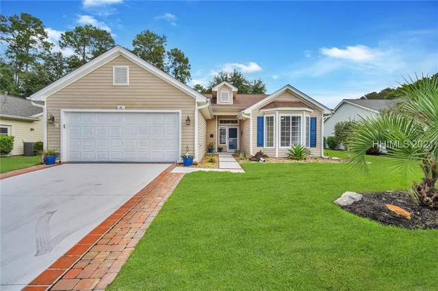 48 Coburn Drive W, Bluffton, SC 29909 (MLS #419759) :: Collins Group Realty