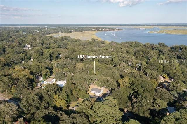 153 James Street, Beaufort, SC 29902 (MLS #419765) :: Coastal Realty Group