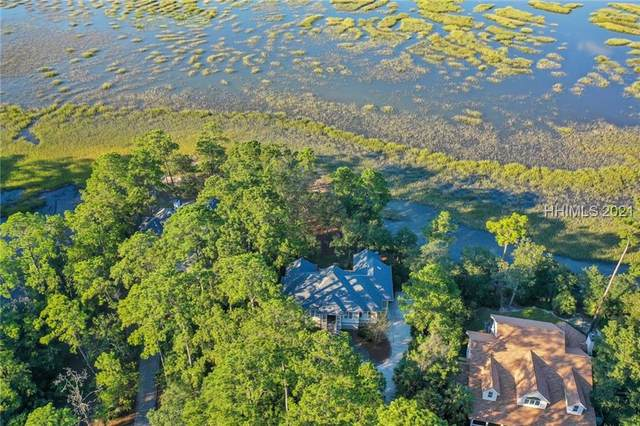 35 Spring Island Drive, Okatie, SC 29909 (MLS #419767) :: The Alliance Group Realty