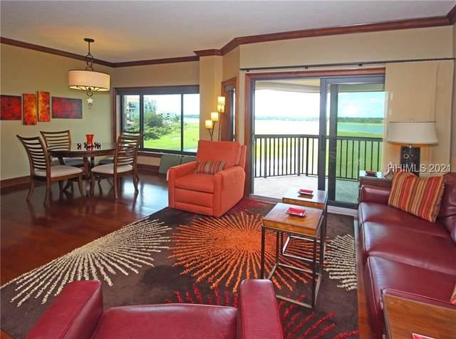 2 Shelter Cove Lane #219, Hilton Head Island, SC 29928 (MLS #419775) :: The Sheri Nixon Team