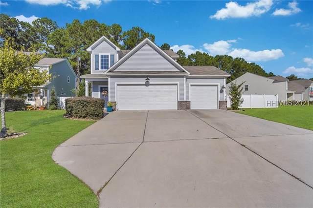 2 Post Oak Lane, Bluffton, SC 29910 (MLS #419783) :: Coastal Realty Group