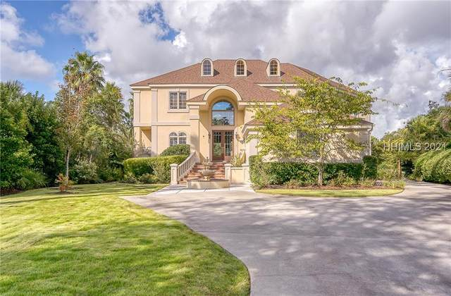 20 Plumbridge Lane, Hilton Head Island, SC 29928 (MLS #419787) :: Hilton Head Real Estate Partners