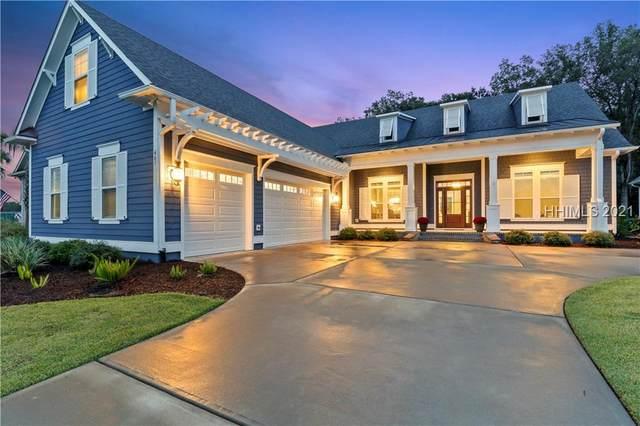465 Flatwater Drive, Bluffton, SC 29910 (MLS #419834) :: Coastal Realty Group