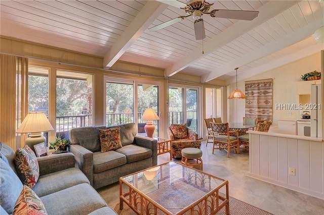 37 S Forest Beach Drive #9, Hilton Head Island, SC 29928 (MLS #419861) :: The Etheridge Group