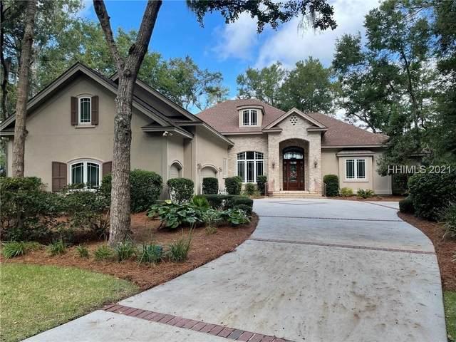 5 Greenside Place, Hilton Head Island, SC 29926 (MLS #419912) :: The Alliance Group Realty