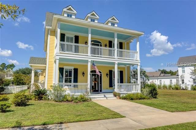 9 Mahalo Lane, Bluffton, SC 29910 (MLS #419920) :: Colleen Sullivan Real Estate Group