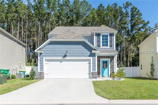 125 Scarlet Oak, Bluffton, SC 29910 (MLS #419937) :: The Alliance Group Realty