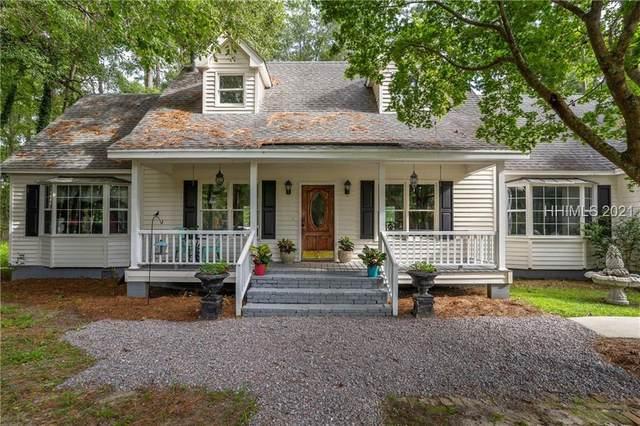 70 Bass Lake Drive, Ridgeland, SC 29936 (MLS #419956) :: The Alliance Group Realty