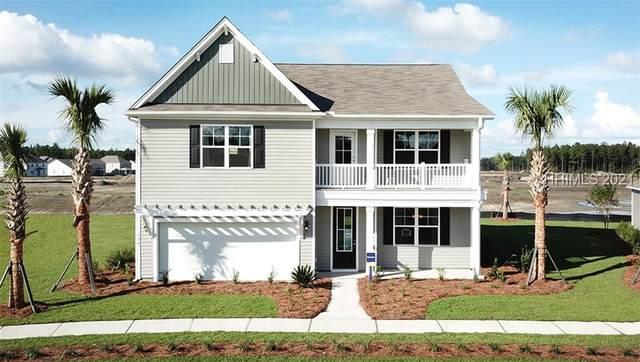 127 Runner Stone Road, Bluffton, SC 29909 (MLS #419960) :: Hilton Head Real Estate Partners