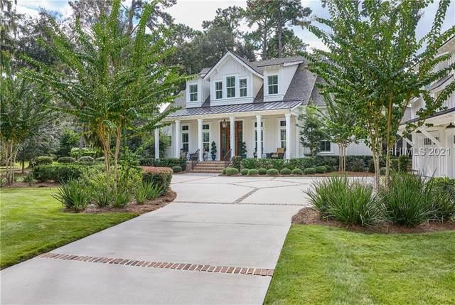 251 Belfair Oaks Boulevard, Bluffton, SC 29910 (MLS #419971) :: Coastal Realty Group