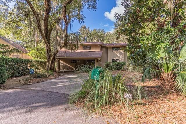 20 Columbine Lane, Hilton Head Island, SC 29928 (MLS #419980) :: Colleen Sullivan Real Estate Group