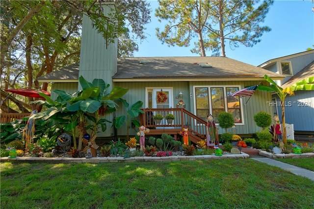 44 Salt Marsh Drive #44, Hilton Head Island, SC 29926 (MLS #420021) :: Coastal Realty Group