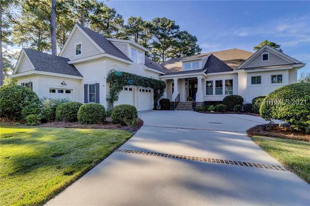 82 Cumberland Drive, Bluffton, SC 29910 (MLS #420031) :: The Alliance Group Realty