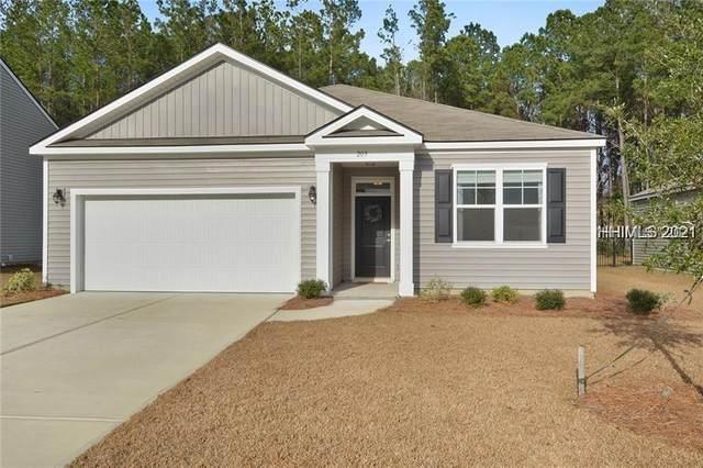 209 Horizon Trail, Bluffton, SC 29910 (MLS #420046) :: Colleen Sullivan Real Estate Group