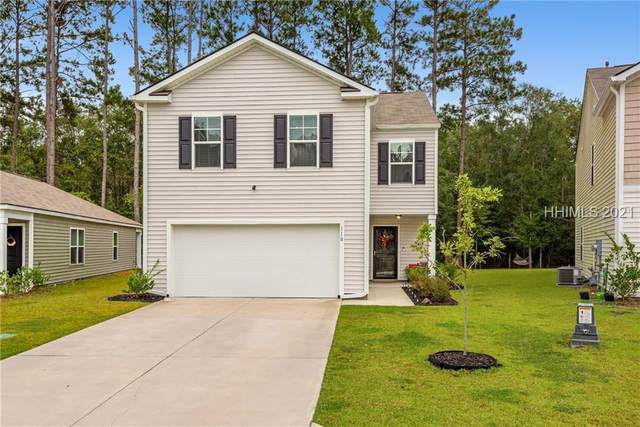 110 Semester Road, Bluffton, SC 29909 (MLS #420058) :: The Alliance Group Realty