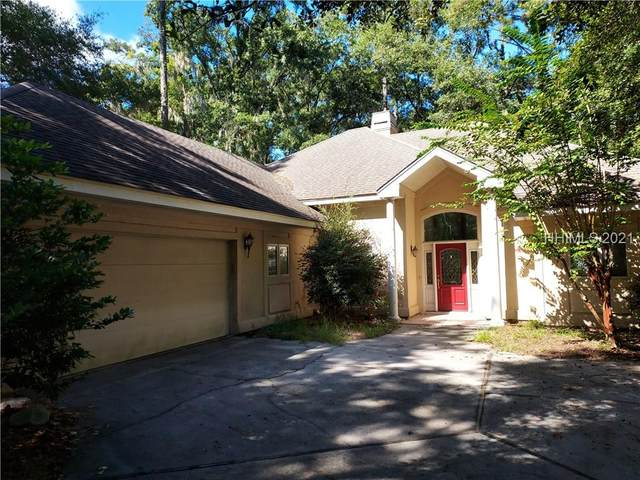 33 Stonegate Drive, Hilton Head Island, SC 29926 (MLS #420064) :: Beth Drake REALTOR®