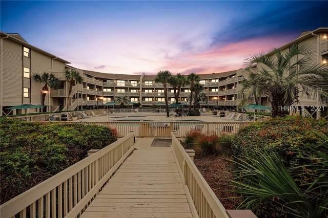 4 N Forest Beach Drive #134, Hilton Head Island, SC 29928 (MLS #420070) :: Beth Drake REALTOR®