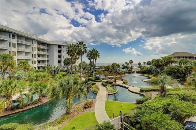10 N Forest Beach Drive #1204, Hilton Head Island, SC 29928 (MLS #420140) :: Colleen Sullivan Real Estate Group