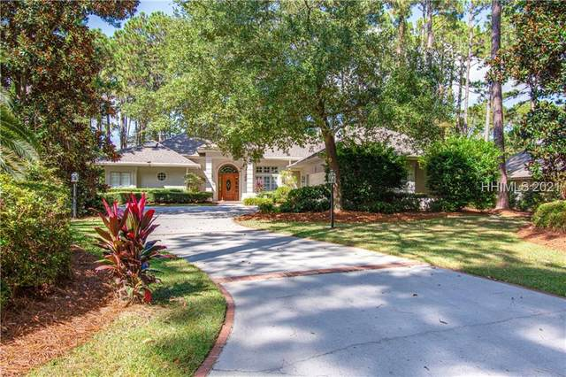5 Pine Warbler Circle, Hilton Head Island, SC 29926 (MLS #420144) :: The Alliance Group Realty