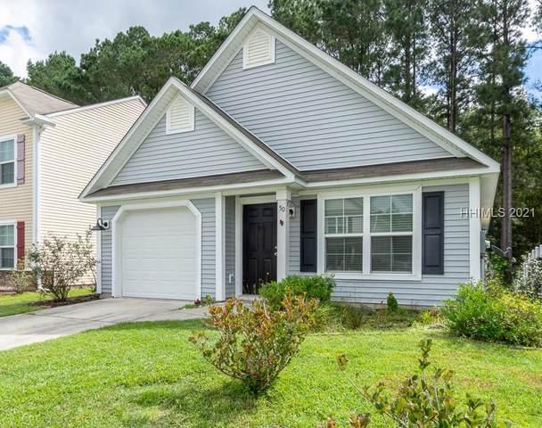 50 Running Oak Drive, Bluffton, SC 29910 (MLS #420160) :: Coastal Realty Group