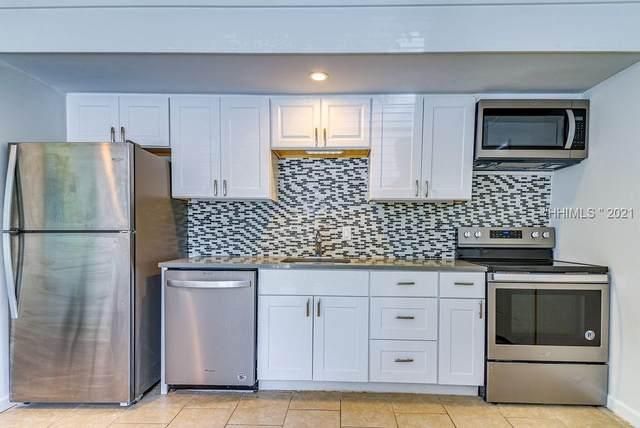 217 Cordillo Parkway 4D, Hilton Head Island, SC 29928 (MLS #420201) :: Hilton Head Real Estate Partners