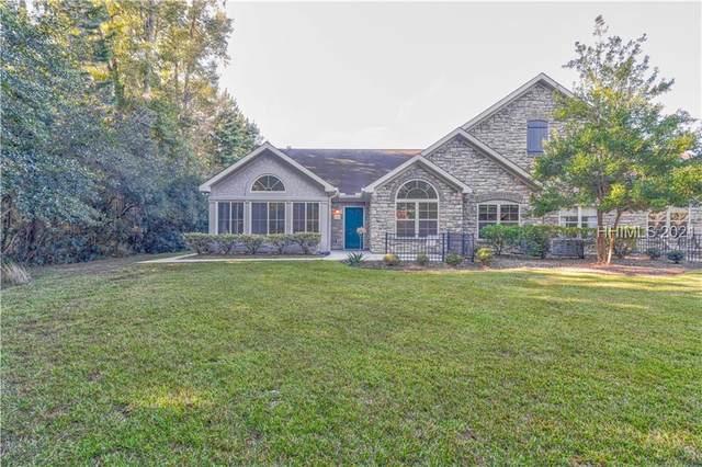 1444 Abbey Glen Way #1444, Hardeeville, SC 29927 (MLS #420210) :: Coastal Realty Group