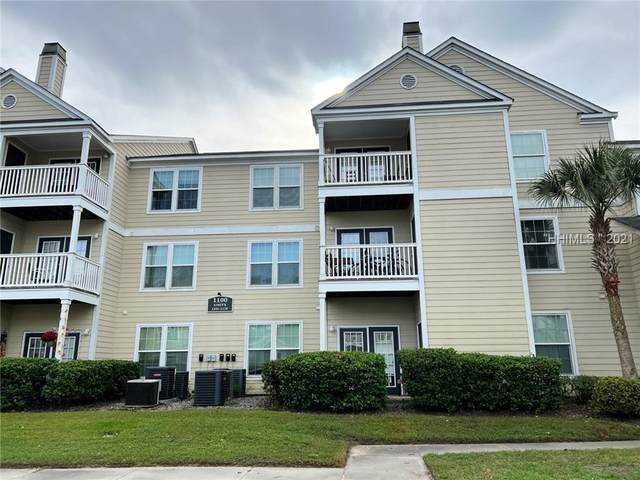 100 Kensington Boulevard #1115, Bluffton, SC 29910 (MLS #420306) :: Coastal Realty Group