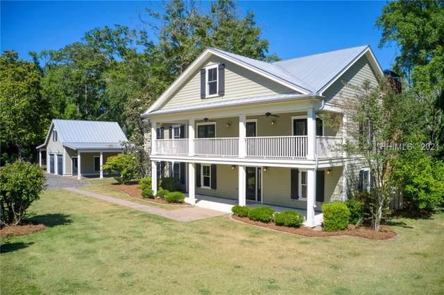 20 Ole Bent Oak Rd, Bluffton, SC 29909 (MLS #420321) :: Coastal Realty Group