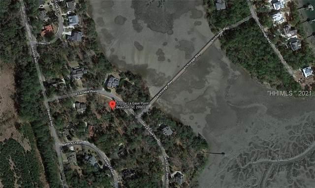 220 Dela Gaye Point, Beaufort, SC 29902 (MLS #420346) :: Beth Drake REALTOR®