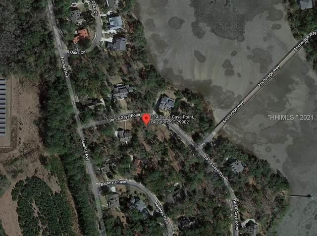 214 Dela Gaye Point, Beaufort, SC 29902 (MLS #420347) :: Beth Drake REALTOR®
