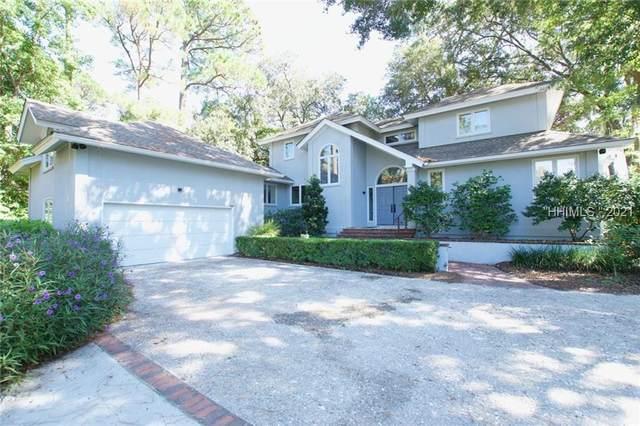 5 Strawberry Hill Road, Hilton Head Island, SC 29928 (MLS #420352) :: Beth Drake REALTOR®