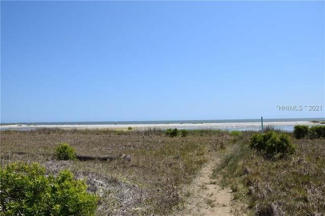 726 Sea Dragon Lane, Fripp Island, SC 29920 (MLS #420392) :: Beth Drake REALTOR®