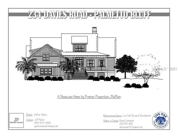 234 Davies Rd, Bluffton, SC 29910 (MLS #420399) :: Beth Drake REALTOR®