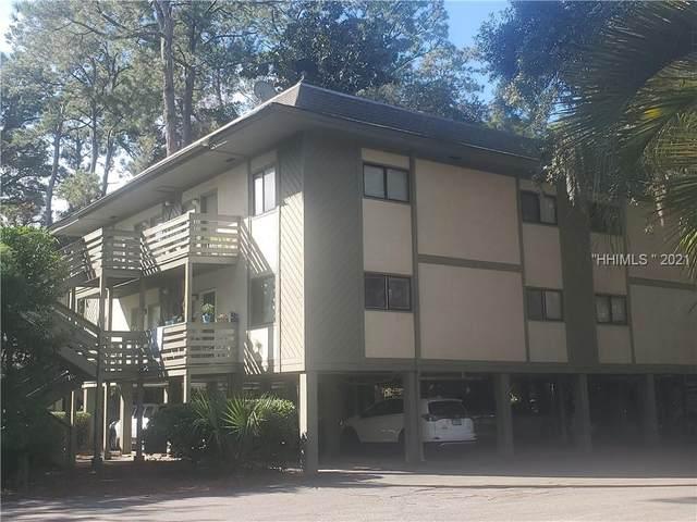 104 Cordillo Parkway E8, Hilton Head Island, SC 29928 (MLS #420424) :: Hilton Head Real Estate Partners