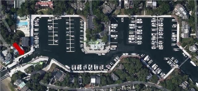 M-1 Windmill Harbour Marina, Hilton Head Island, SC 29926 (MLS #237525) :: Colleen Sullivan Real Estate Group