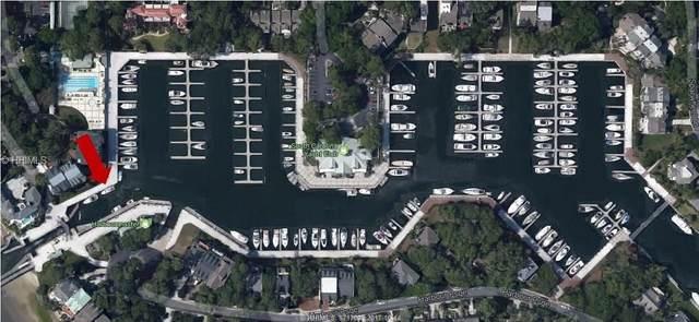 M-2 Windmill Harbour Marina, Hilton Head Island, SC 29926 (MLS #237526) :: Charter One Realty