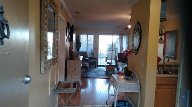 663 William Hilton Parkway #2105, Hilton Head Island, SC 29928 (MLS #357503) :: Collins Group Realty