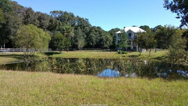36 Avenue Of Oaks, Saint Helena Island, SC 29920 (MLS #361354) :: RE/MAX Island Realty