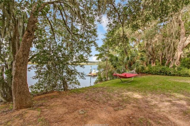90 Big Bluff Road, Bluffton, SC 29910 (MLS #365047) :: Collins Group Realty
