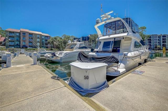 50 Ht Boatslip, Hilton Head Island, SC 29928 (MLS #367215) :: RE/MAX Coastal Realty