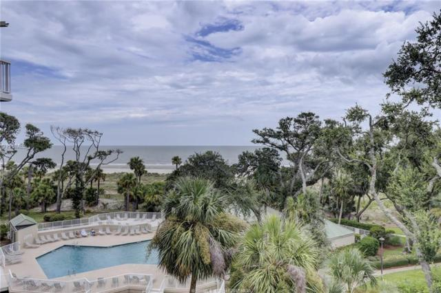 75 Ocean Lane #406, Hilton Head Island, SC 29928 (MLS #367251) :: Collins Group Realty
