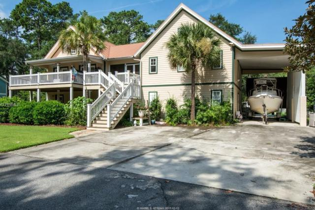 4 Fisherman Lane, Bluffton, SC 29910 (MLS #367396) :: RE/MAX Island Realty