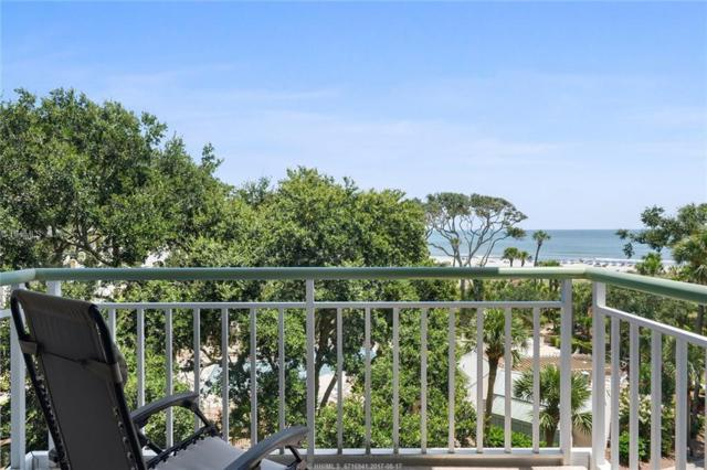 65 Ocean Lane #406, Hilton Head Island, SC 29928 (MLS #367544) :: RE/MAX Coastal Realty