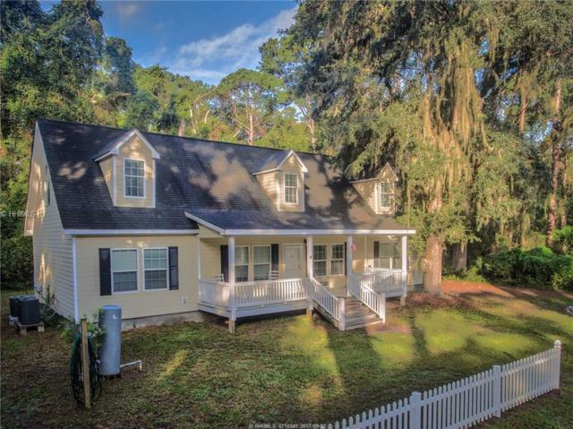 20 Benjies Point Road, Daufuskie Island, SC 29915 (MLS #367812) :: Collins Group Realty
