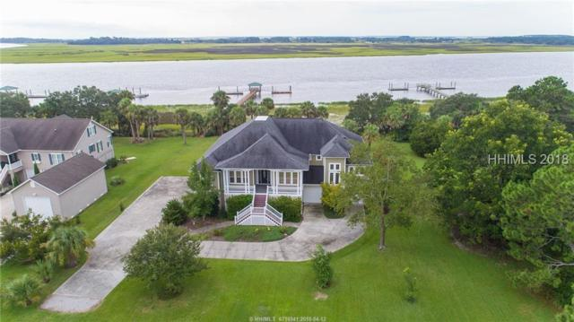 141 Bennett Island Drive, Green Pond, SC 29446 (MLS #369201) :: Collins Group Realty