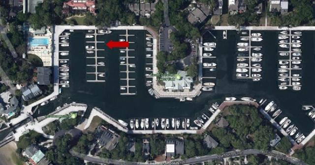B-36 Windmill Harbour Marina Lane, Hilton Head Island, SC 29926 (MLS #370770) :: Collins Group Realty